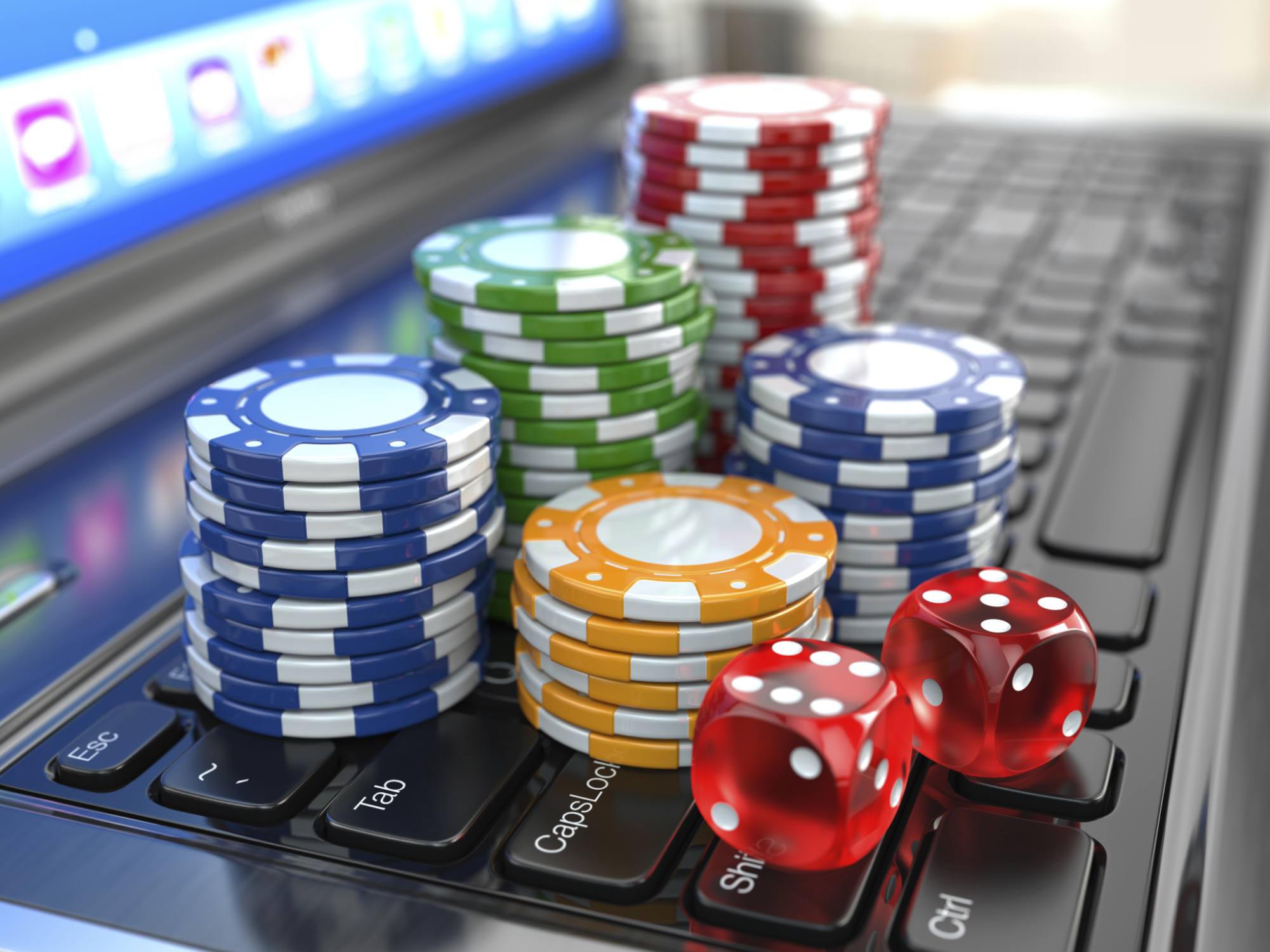 The rise of online slot games
