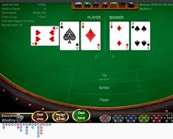 How To Play And Ace Baccarat Online?