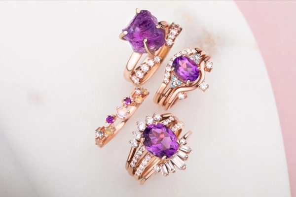 How to Take Care of Your Amethyst Birthstone Ring